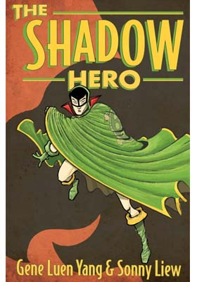 cover of Shadow Hero